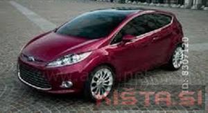 Ford Fiesta 1.0 Trend SLOVENSKO poreklo
