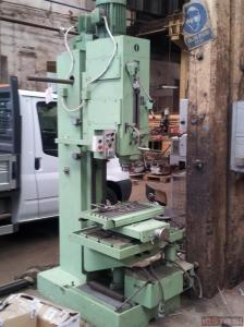 Steberni vrtalni stroj DALMASTROJ BDK-5 rabljen