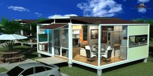 Mobilna Hiša Luxury