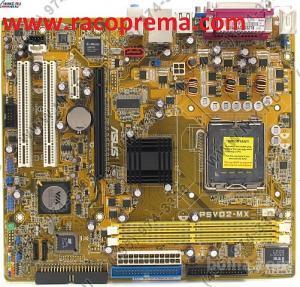 Asus P5VD2-MX SE,S775+io shield