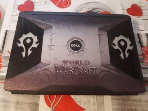 DELL Warcraft Edition: C2D X9000,4GB ram,200GB hdd,HD ekran,