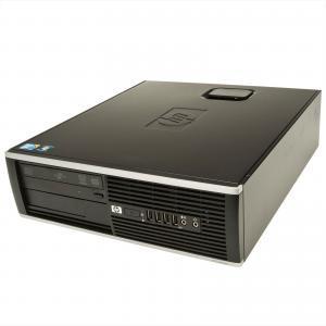 Računalnik HP Elite 8000 SFF,CPU Intel C2D E8400,DVD-RW
