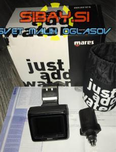 Potapljaski racunalnik MARES ICON HD BLACK EDITION