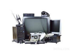 Odvoz / odkup rač.komponent,računalnikov ter ostale opreme