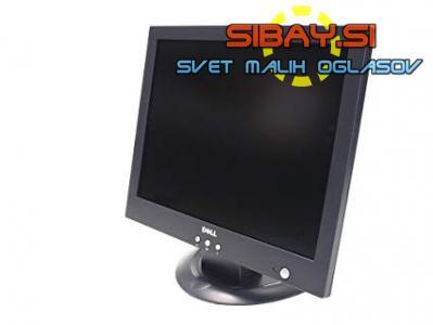 15″LCD zaslon Dell E151fp+kabli