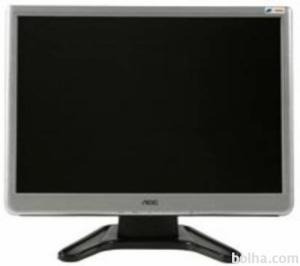 19″LCD zaslon Aoc 197Sa+ kabli