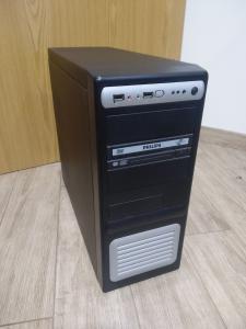 4.Intel C2D E6550,3GB DDR2,400GB hdd,dvd-rw ATI 512MB