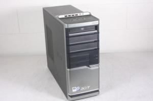 Acer Veriton T661:C2D E6550,4GB DDR2,320GB hdd,dd-rw