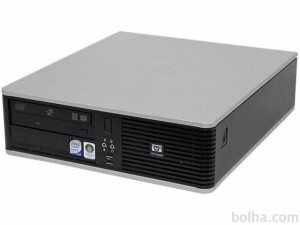 HP DC7800p sff: Intel C2D E8300,8GB DDR2,250GB hdd,dvdrw
