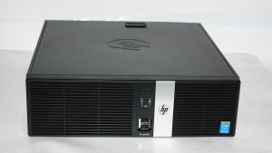 HP RP5800:Intel Pentium G580,4GB ram ddr3,320gb hdd,