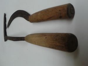 Za zbiralce starega ročnega orodja nudim.