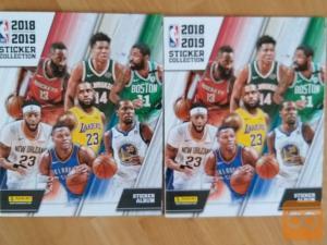 PRODAM ALBUM PANINI NBA 2018/2019