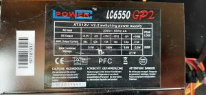 550W LC Power LC5550 napajalnik