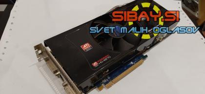 Ati Radeon (Sapphire )HD4870,512MB ddr5,256bitn,PCIe