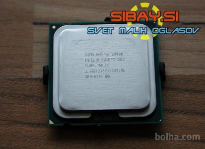 Procesorji Intel Core i3 / I5 / I7,LGA775