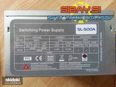 500W Intertech sl500A napajalnik